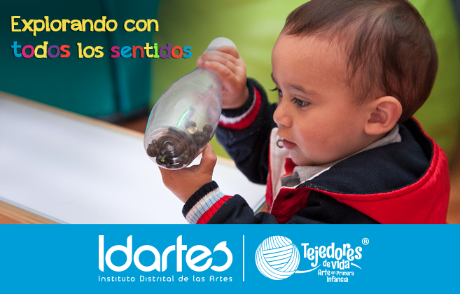 Espacio artístico para la primera infancia Bogotá