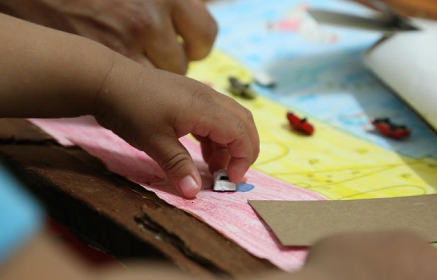 Experiencias artísticas primera infancia Idartes