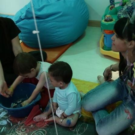 Laboratorio artístico Clan de Bosa Naranjos - Primera infancia Idartes