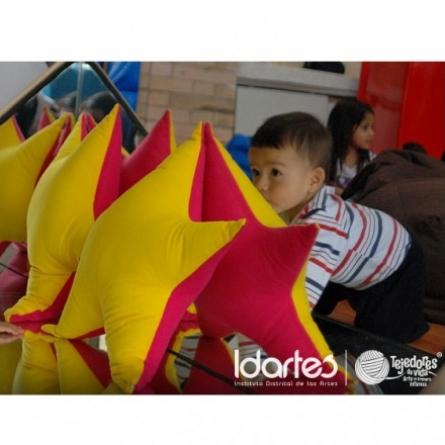 """""""El Sumergible"""" - Espacio adecuado para la Primera Infancia Idartes"""