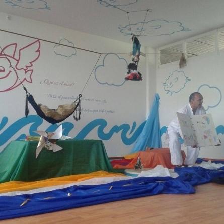 """""""El preguntario"""" Laboratrorio artístico un espacio adecuado para la Primera Infancia"""