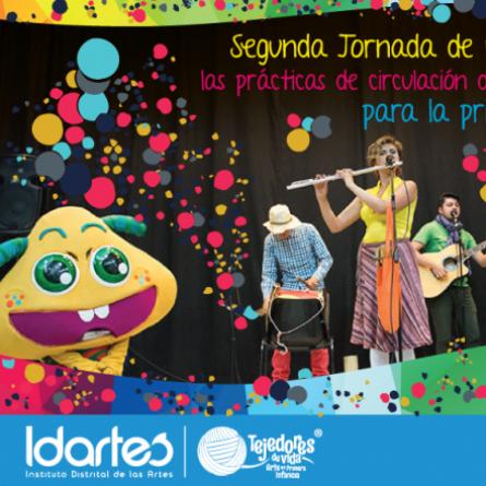 Concierto primera infancia Bogotá Idartes