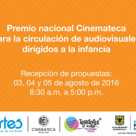 Premio nacional Cinemateca