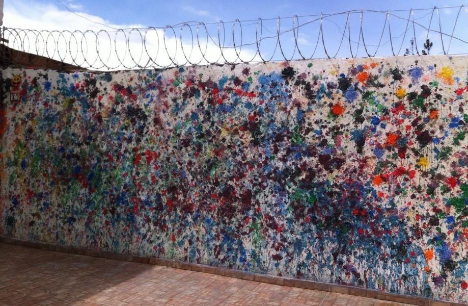 Experiencia Artística primera infancia Jardín infantil Castillo de San Lucas